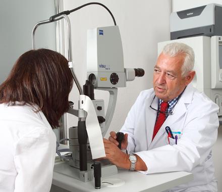 ASO oftalmologie