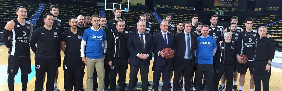 Bilbao basket renueva su acuerdo con imq como aseguradora for Imq oficinas centrales bilbao bilbao